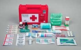 Комплектация аптечки