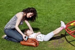 Первая помощь при судорогах мышц ноги