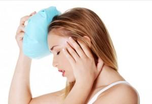 Первая помощь при ушибе головы